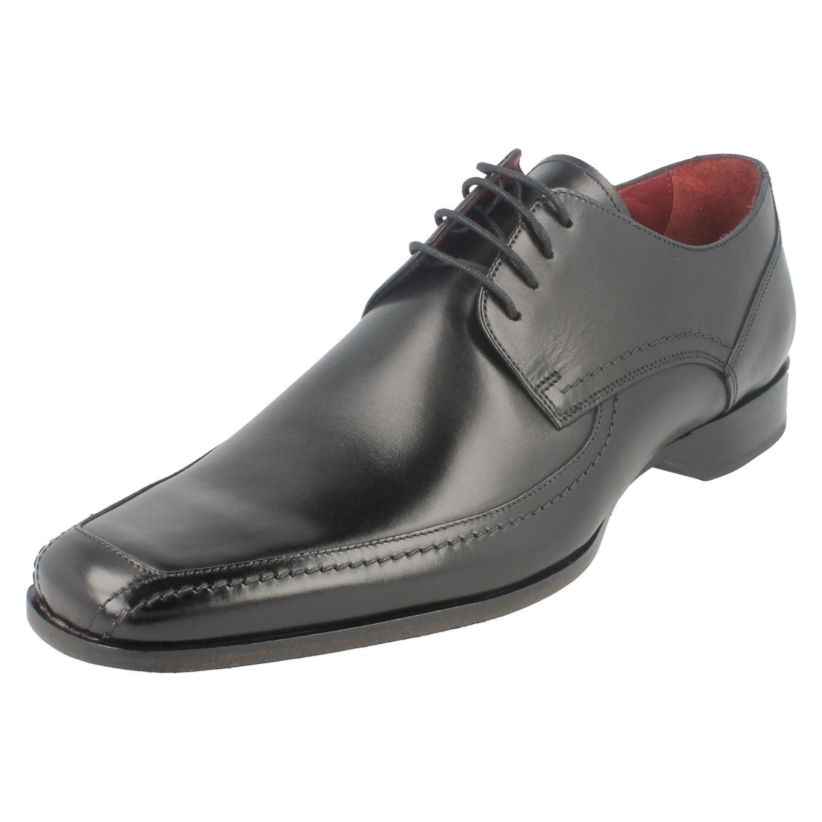 Zapatos para hombre Formal Loake Diseñador de Cuero 1369B