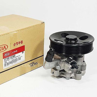 New Power Steering Oil Pump 571002E300 For Kia Sportage 2.0L Diesel 2005-2010