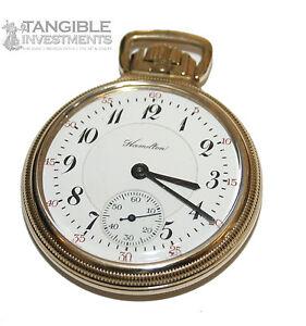 Hamilton-10k-Gold-23-Jewel-Pocket-Watch-Model-950-Circa-1916-3810