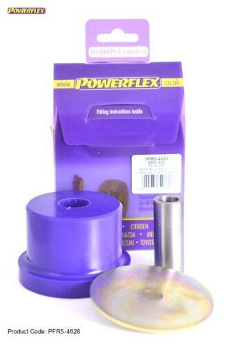 Powerflex Diff Bush Kit PFR5-4625 Pfr5-4626 For Bmw E46 3 Series IN STOCK