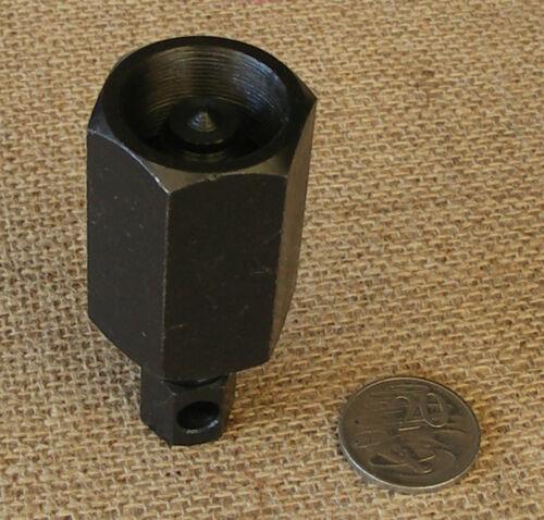MAGNETO FLYWHEEL PULLER FITS MANY SMALLER MOTORCYCLES 28mm x 1.0mm RH THREAD
