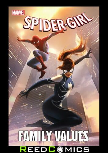 2011 #1-8 more SPIDER-GIRL FAMILY VALUES GRAPHIC NOVEL Collects Spider-Girl