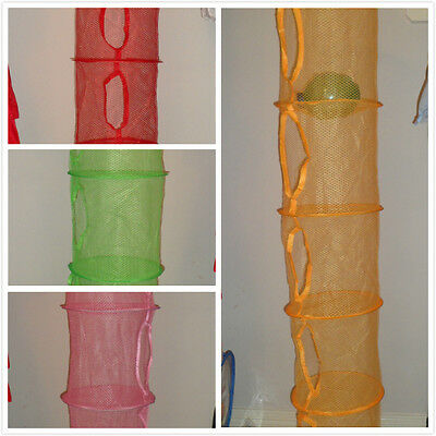 5 Layers Hanging Mesh Storage Toys Organizer 5 Tier