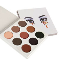 9 Couleur Kit Maquillage Eye Shadow Shimmer Matte Cosmetic Eyeshadow Palette D3