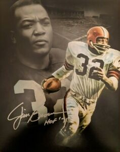 Jim-Brown-Browns-HOF-Signed-Autographed-8-x-10-Photo-REPRINT