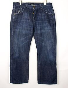 Bruno banani Hommes Slim Jeans Jambe Droite Taille W38 L30 BEZ329