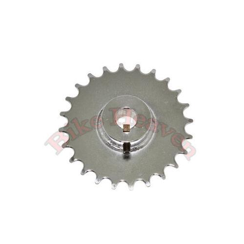 BicycleTrike Fixed Sprocket 25t Bolt /& Shim Chrome 733820