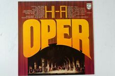 HI-FI Oper Bergonzi Caballe Carreras Deutekom Gedda Milnes Ricciardelli (LP28)