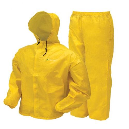Frogg Toggs UL12304 Ultra Lite Kids Youth Suit Waterproof  w// STUFF SACK NEW