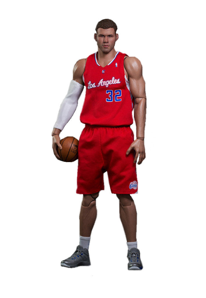 NBA - Blake Griffin 'LA Clippers' 1 6th Scale Action Figure (Enterbay)  NEW