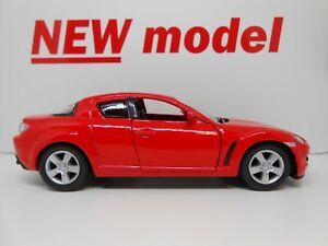 TOY CAR MAZDA RX8 MODEL BOY GIRL DAD