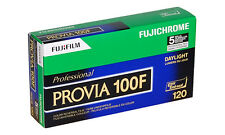 3 Rolls Fuji RDP-III 120 Fujichrome Provia 100f Pro Color Slide Film FRESH DATED