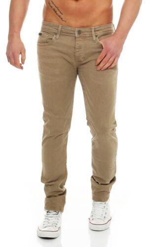 Big Seven Matt Brown Antic Regular Fit Herren Jeans Hose