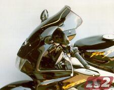 MRA Touren Scheibe für Honda VTR 1000 F Firestorm schwarz Verkleidungsscheibe