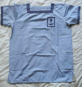 chemise vareuse Marine Nationale uniforme French Navy