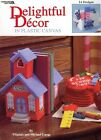 Delightful Decor in Plastic Canvas by Michael Lamp, Virginia Lamp (Paperback / softback, 2002)