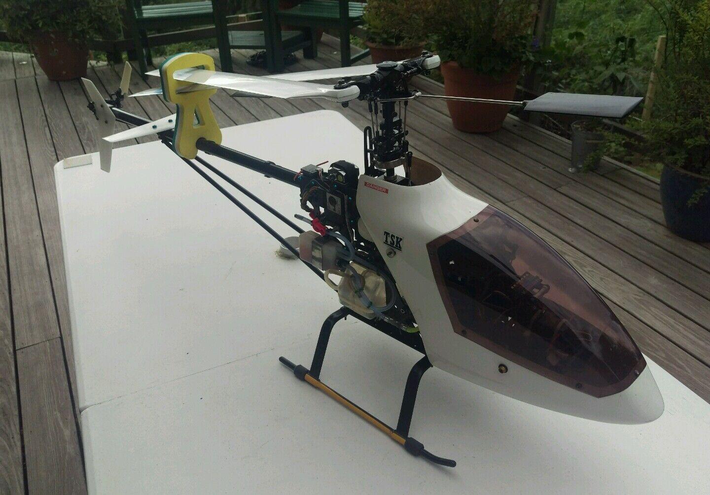 VINTAGE RARE (KALT) RC Helicopter TSK MYSTAR 46
