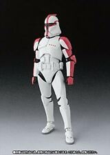 Bandai Star Wars S.H.Figuarts Clone Troopers Phase 1 Captain Tamashii Nation