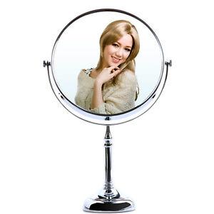 Gebrauchte10-fach-Kosmetikspiegel-Schminkspiegel-Standspiegel-L182408B-BBM006