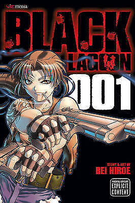 1 of 1 - Black Lagoon by Rei Hiroe *$15 Postage For Up To 4.5kg Books*
