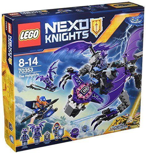 Lego Nexo Knights  The Heligoyl 70353