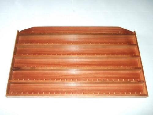 huge range - see list Mahogany 150pc Wooden Thimble Display Rack with Sides
