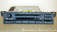 BMW E46 BUSINESS CD iPOD PLAYER RADIO 2002 2003 2005 2006 325 330 M3 August 2004
