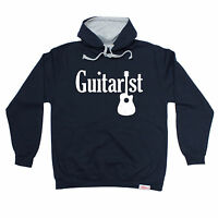 Electric Guitarist Hoodie Band Guitar String Fashion Hoody Funny Gift Birthday