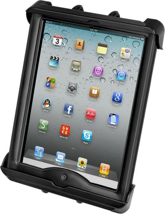 Maske RAM-HOL-TABL17U Mount für Tablet-pc e ipad ab 10'' Anti-Diebstah Schlüssel