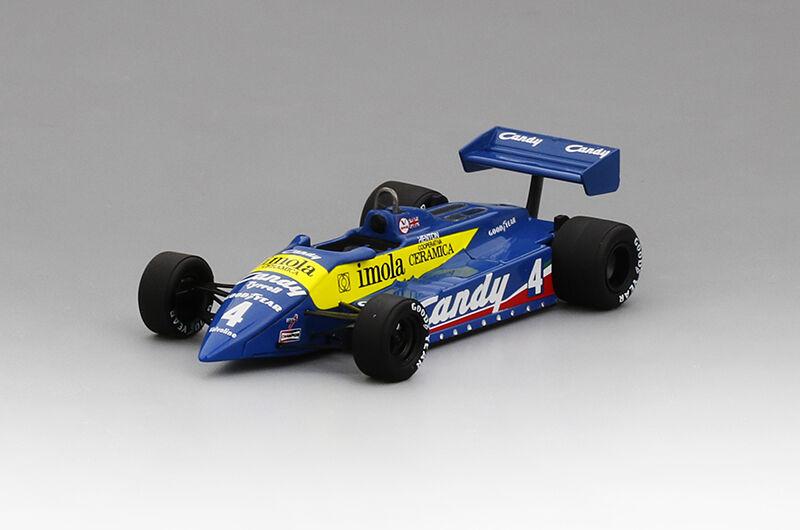 TSM154359  1 43 Tyrrell Racing Team 011 Gran Premio de Mónaco 8th lugar Brian Henton