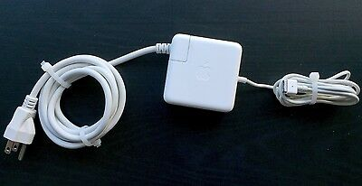 Genuine Apple A1184 60W MagSafe AC Power Adapter Charger For MacBook Pro OEM