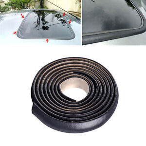 1-Roll-New-3m-Car-Windshield-Seal-Rubber-Sunroof-Window-Glass-Moulding-Strip-Kit