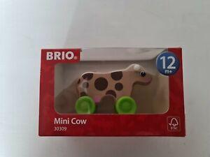 TOY 30309 BRIO Mini Cow BNIB