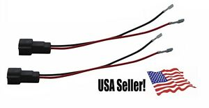 Details about Aftermarket Speaker Install to Factory OEM Wire Harness on