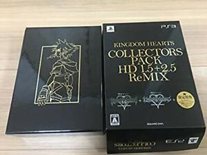 Kingdom-Hearts-Collectors-Pack-HD-1-5-2-5-Remix-Disney-Square-Enix-PlayStation-3