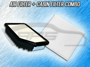 Air filter cabin filter combo for 2012 2013 kia soul ebay for Kia soul cabin air filter