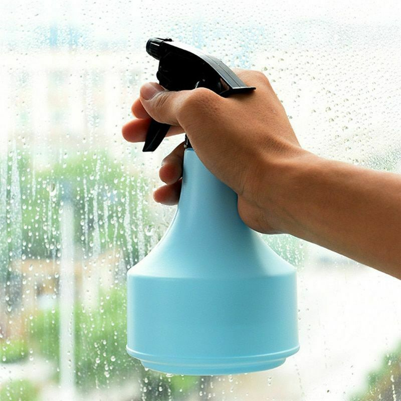 Watering Can Refillable Spraying Bottle Gardening Tools Pressure Spray Container