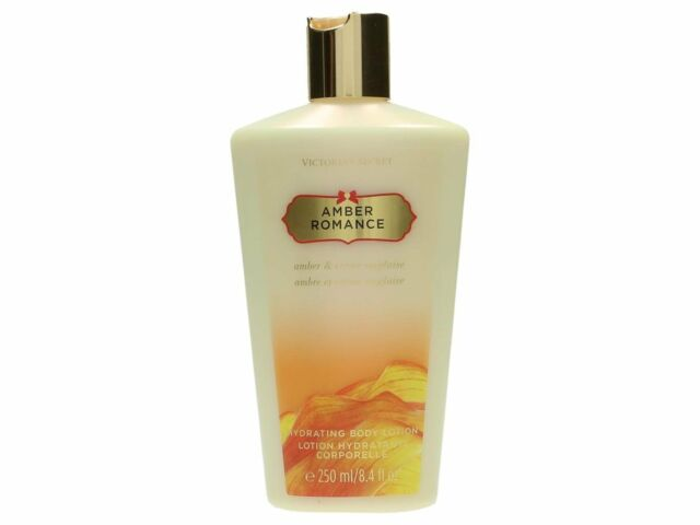 673e1f5990 Victoria s Secret Amber Romance Hydrating Body Lotion 8.4 FL Oz for ...