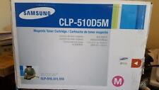 Genuine Samsung Toner CLP-510D5M Magenta New Sealed
