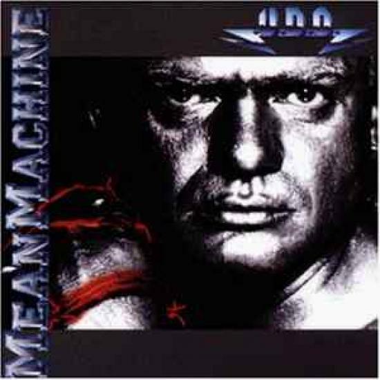 U. D. O. - Mean Machine CD #G12370