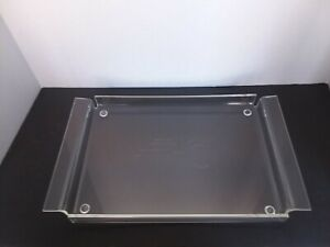 1979-Republic-Airlines-Original-Employee-Engraved-Acrylic-Tray-with-Letter-9x15