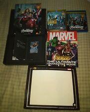 Avengers Blu-ray 3D/ DVD/Digitial Copy Best Buy Exclusive Illuminated Box Set
