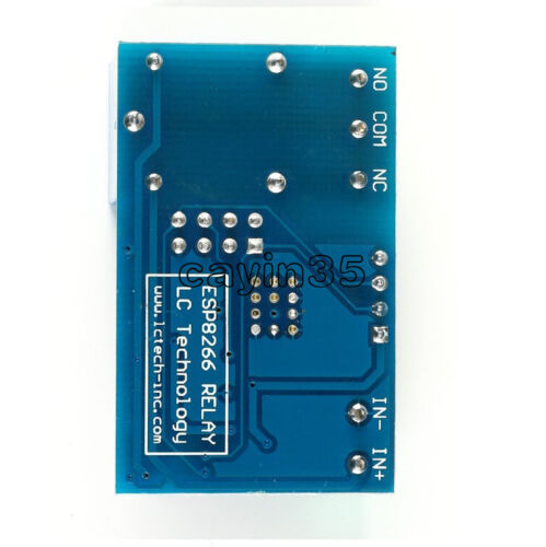 ESP8266 5V Wifi Relay Module TOI APP Controled For Smart Home ESP-01S Board UK