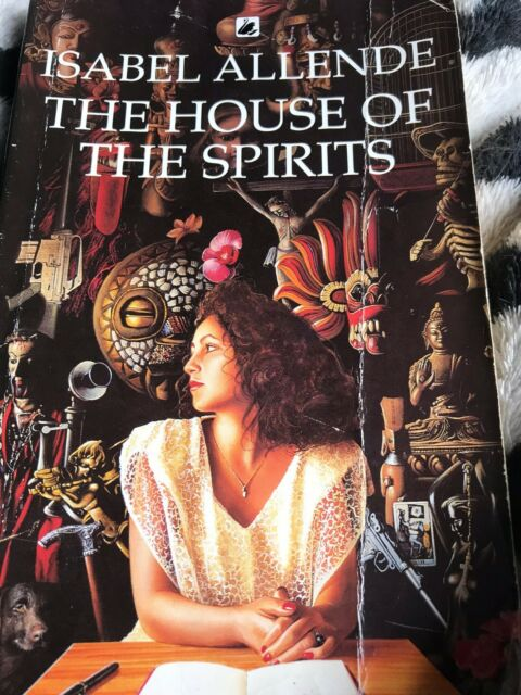 The House of the Spirits by Isabel Allende (Paperback, 1994) used