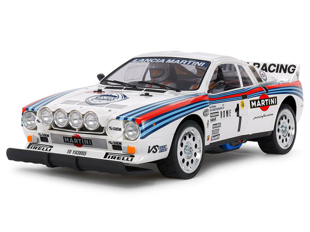 Tamiya Lancia 037 Rally - TA02-S 58654