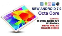 PC tablet 10.1 pollici  Octa Core 4GB RAM 32GB ROM  Android  7 Dual Sim 3G Wi-fi