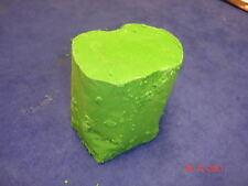 1 x Green Polishing Buffing / Honing Compound/Paste Soap Wax Bar 500g