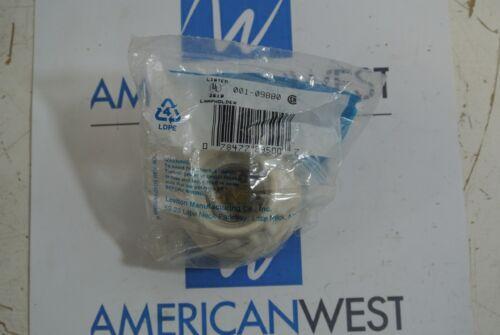 LEVITON Lampholder 001-09880  New in bag  00109880