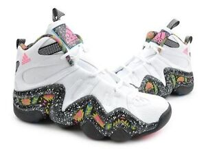purchase cheap 776bf b8f9a Image is loading Adidas-Crazy-8-Retro-ADIDAS-CRAZY-8-NEON-