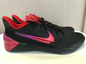 74a76ee918ad Men s Nike Kobe A.D. Flip The Switch Shoes Black Hyper Violet Red ...